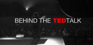 Food for your eyes: TED - behind the scenes